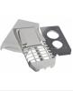 Truma tapa 26 x 13 con kit placa, rejilla, plantilla y tornillos caldera gas boiler chimenea calefaccion 3