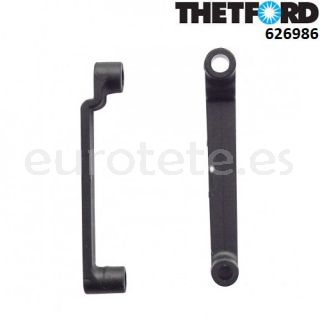 Nevera Thetford soporte posicion nevera abierta para nevera con led y Thetford N 116 - Thetford  62698627 autocaravana 1