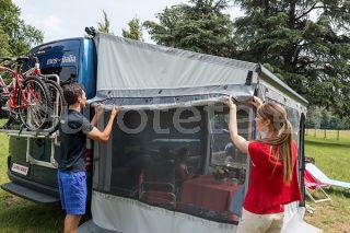 Fiamma Privacy room para toldo F80 S, F65 S y F65 L para camping