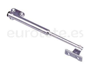 Brazo 18 - 25 cm metalico para armario