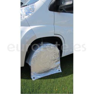 Funda protector rueda caravana o autocaravana 1