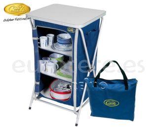 Mueble camping Frida para organizador cocina de caravana