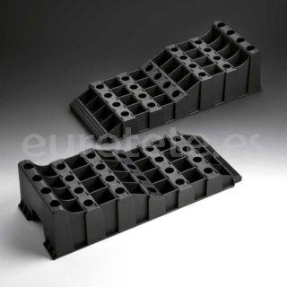 Calzos Froli  XL Step 575 mm x 235 mm para estacionar autocaravana 1