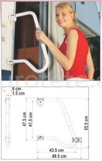 Fiamma cierre Security Pro 46 puerta principal autocaravana