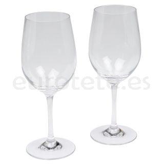 Copas de vino altas con 2 unidades de policarbonato plastico para caravaning 1