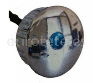 Mini led azul para empotrar a 12 voltios ideal camper y autocaravana 1