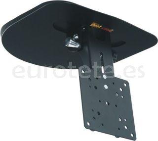 PROJECT 2000 Soporte horizontal TV para caravanas y autocaravana