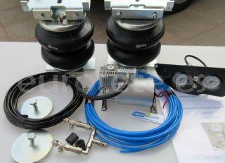 Suspension neumatica REGULACION MANUAL Fiat Citroen Peugeot X250 y X290
