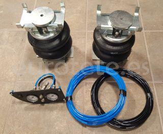 BASICA PLUS Fiat / Citroen /Peugeot X250 y X290 Suspension neumatica