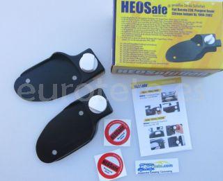 Heo safe 1994 - 2002 Fiat Ducato 230, Peugeot Boxer, Citroen Jumper seguridad puerta cabina autocaravana  2
