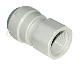 Racor recto rosca 12 mm a 3/8 mm agua autocaravana caravana camper 1