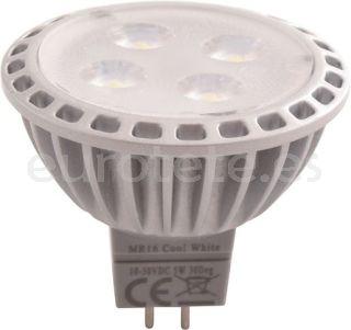 Led MR16 luz bombilla iluminacion para autocaravana 2