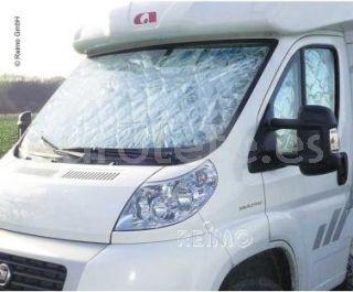 Fiat ducato + 2006, Peugeot Boxer, Citroen Jumper y Promaster ailante termico interior cabina autocaravana 1