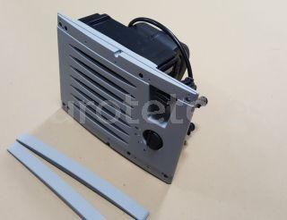 Difusor de aire Calefactor Kuba a 12 voltios