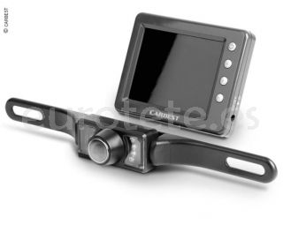 Camara inalámbrica con monitor Carbest - Wireless Rear view system