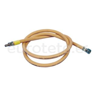 Manguera de gas 3 metros lira conexion rapida