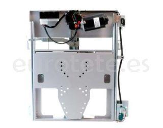 Soporte television Project 2000 electrico que se extiende hacia abajo para TV de autocaravana