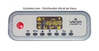 Modulo comando control Viesa Holiday III con modulo de potencia para enfriador de autocaravana