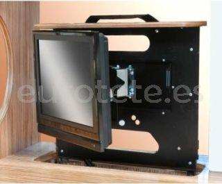 Project 2000 soporte LCD con movimiento derecho, izquierdo o posicion fija para la autocaravana