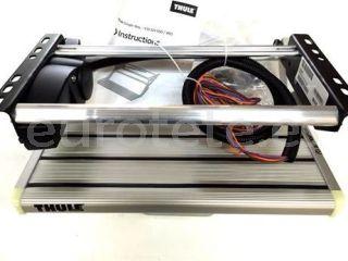 Escalon electrico Thule 460 Omni Step single en aluminio 2