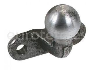 Enganche remolque bola placa para autocaravana, 4x4 o vehiculo comercial
