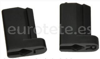 Remis adaptador de barra para Remifront ajuste derecha + izquierda de la ventana