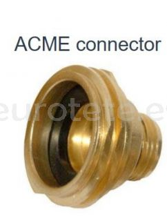 GLP adaptador ACME