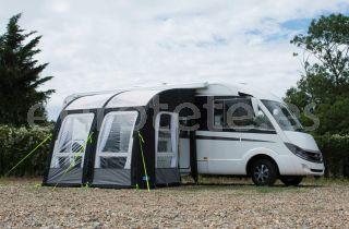 Avance inflable carpa  Air Pro 260 L alta calidad para camping autocaravana 0