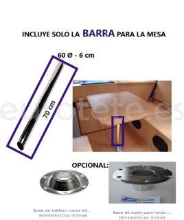 barra-mesa-debajo-furgoneta-camper-caravana-camperizacion-acero-soporte-abatible-pared-armario-salon-1
