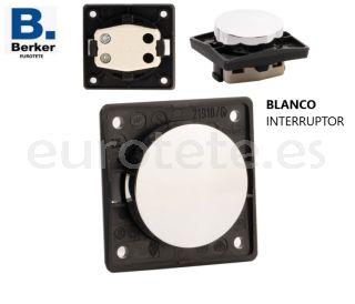 Berker-blanco-interruptor-conmutador-abrir-cerrar-iluminacion-autocaravana-electricidad