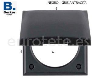 Berker-marco-interruptor-Berker-granito-negro-abatible-electricidad-autocaravana-1