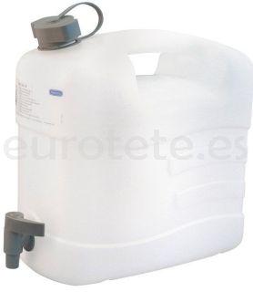 Bidon agua 10 litros 35 x 41 x 20 con grifo 1