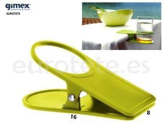 Clip-pinza-mesa-verde-pistacho-lata-refresco-Gimex-menaje-camping-caravana-autocaravana-1