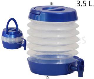 Dispensador-de-agua-plegable-con-grifo-camperización-camper-cocina-camping-1