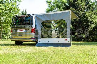 F40 Van pared lateral toldo Fiamma Volkswagen T5 y T6 camper 1