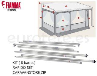 Fiamma-Caravanstore-Zip-98655-922-Repuesto-Barra-Camping-Caravana-Rafter-Spring-Side-F45-F65-250-07115-01-98660-009-Autocaravana-Lateral
