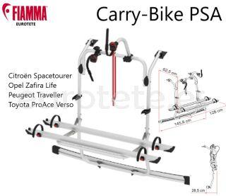 Fiamma-Carry-Bike-PSA-Citroën-Space-tourer-Opel-Zafira-Life-Peugeot-Traveller-Toyota-ProAce-Verso-portabicicletas-autocaravana