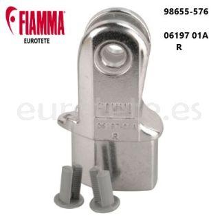 Fiamma F45 S - F65S - F65 Kit final pata derecha 98655-576 autocaravana 1