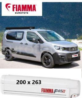Fiamma F45 S PSA  200 x 263 Citroën Space Tourer H1, Opel Zafira Life, Peugeot Traveller, Toyota ProAce Verso