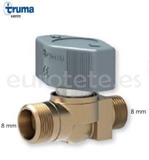 Truma-llave-de-paso-8-mm-valvula-gas-de-1-vía