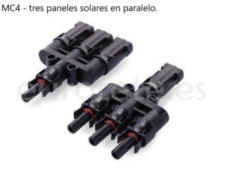 Conectores-MC4-triple-para-conectar-3-placas-solares-en-paralelo-autocaravana-1