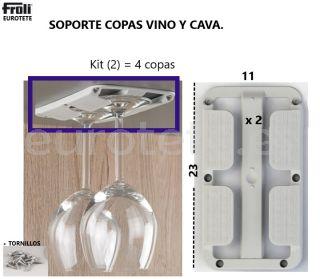 Soporte-copa-cava-vino-debajo-armario-mueble-cocina-autocaravana-caravana
