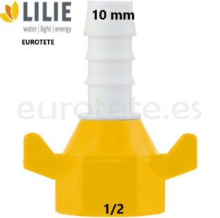 10 mm a 1/2 rosca hembra - Lilie 1