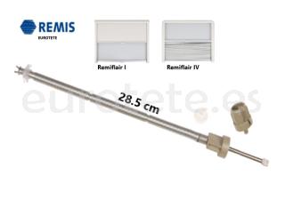 Remis motor de resorte tensor ventana Remiflair I y  Remiflair IV caravana 1