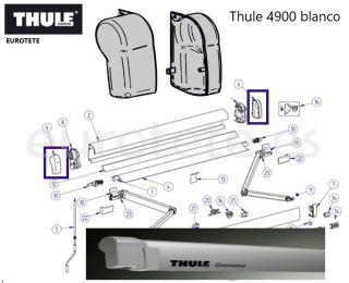 thule-4900-blanco-carcasa-tapa-derecha-izquierda-toldo-autocaravana