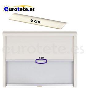 Tirador crema ventana persiana enrollables Remiflair I