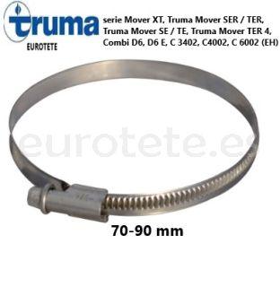 Truma-abrazadera-70 - 90 mm-Combi-Mover -1