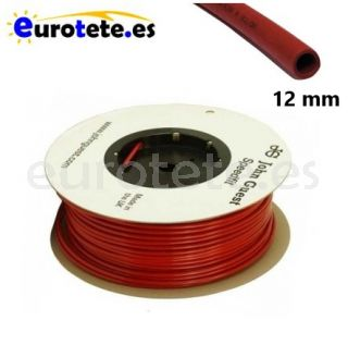 Tubo agua 2 mm john guest rojo autocaravana caravaning 1