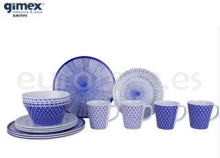 vajilla-melamina-galaxy-mix-plato-azul-y-blanco-para-4-personas-autocaravana-1