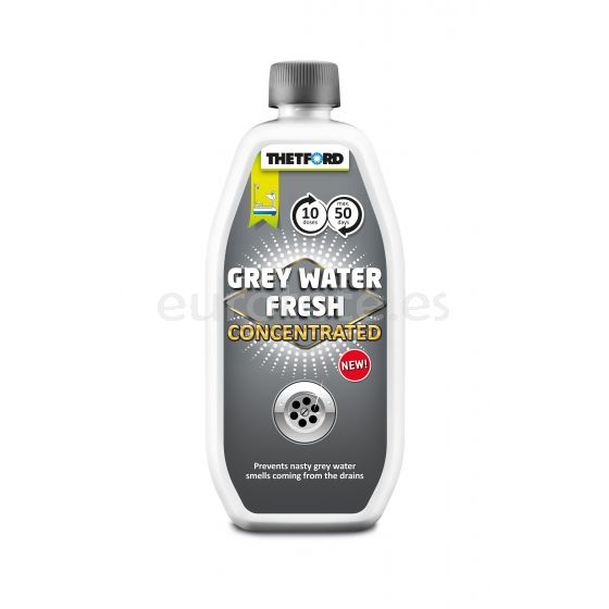 Thetford Grey Water Fresh concentrado 800 ml aguas grises autocaravana 6